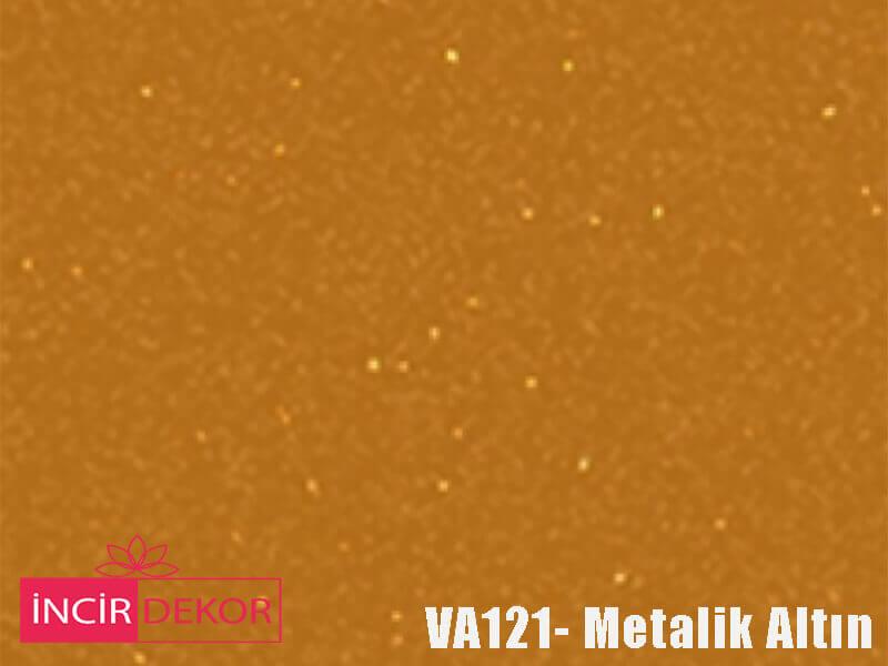 Akrilik Mutfak Dolabı Rengi - Venni VA121 Metalik Altın