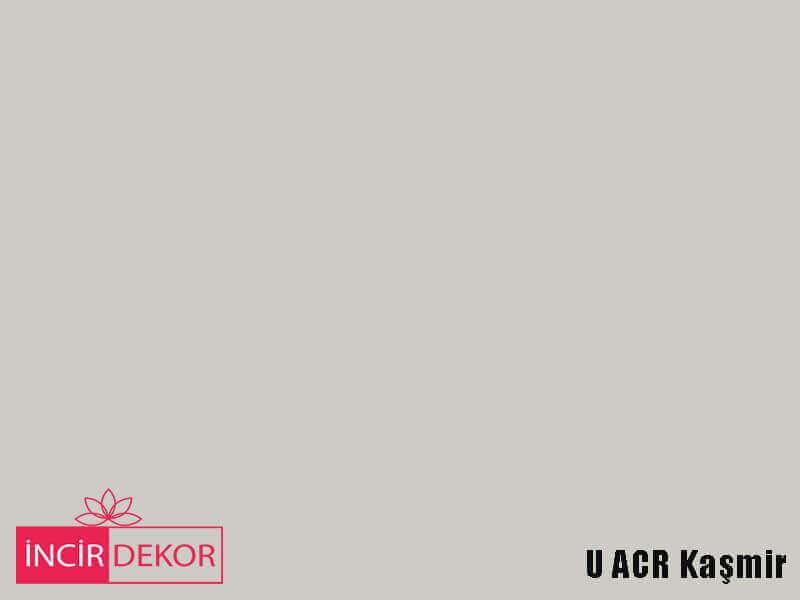 Akrilik Mutfak Dolabı Rengi - Yıldız Entegre Ultra U ACR Kaşmir