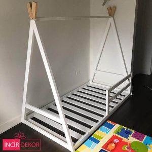70x130 cm Çadır Montessori Yatak