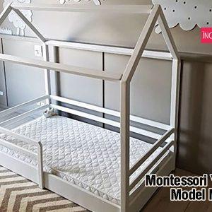 80x130 cm Montessori Yatak
